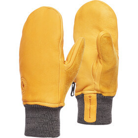 Black Diamond Dirt Bag Mittens natural